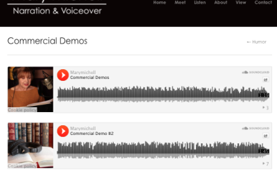 Embedding Audio Players On Your Website